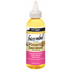 Frizz Rebel Coconut & Sweet Almond Oil Blend