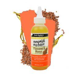 Nourish My Hair Flaxseed & Monoi Oil Blend
