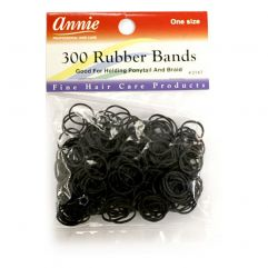 Rubber Bands, Black