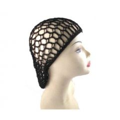 Thick Hair Nets, Black