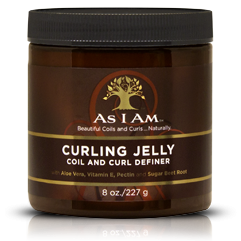 Curling Jelly, 227 g