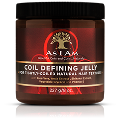 Coil Defining Jelly, 227 g