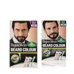 Mens Beard Colour