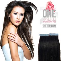 Bobbys One Premium Tape Extensions 50cm