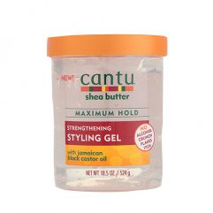 Strengthening Styling Gel w/ JBCO Max Hold, 524g