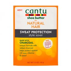 Sweat Protection Style Saver Charcoal