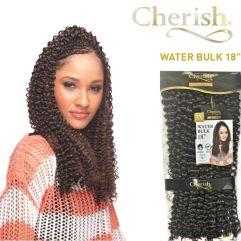 "Water Bulk Braid 3x 18"" (45 cm)"