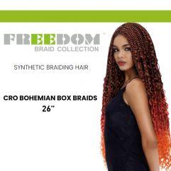 """Cro-Bohemian Box Braid 26"""""""