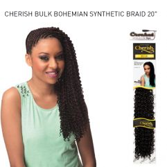 "Bohemian Braid 20"" (50cm)"