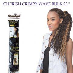 "Crimpy Wave Bulk 22"" (55cm)"