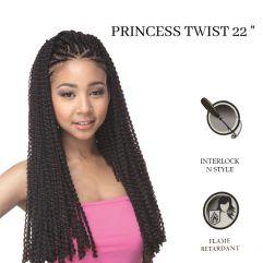 "Princess Twist 22"" (55cm)"