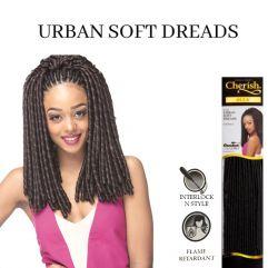 """Urban Soft Dreads 14"""""""