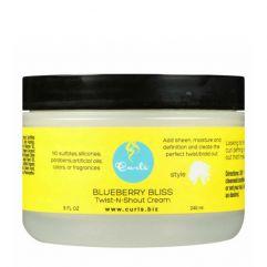 Blueberry Bliss Twist-n-Shout Cream, 240 ml