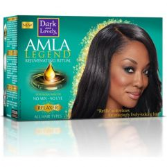 Amla Legend No-Lye Relaxer Kit