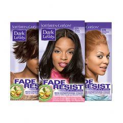 Fade-Resistant Rich Cond Color