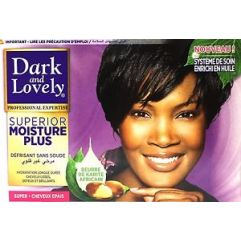 Moisture Plus No-Lye Relaxer Kit
