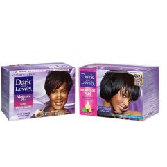 Moisture Plus No-Lye Relaxer Kit