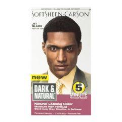 5 Minute Permanent Haircolor for Men