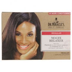 No-Lye Relaxer Kit