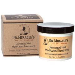 Damaged Hair Medicated Treatment, 339g