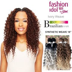 101 Ivory  Brazilian Synthetic Weave