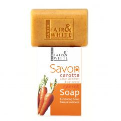 Carrot Exfoliating Soap 200g