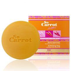 So Carrot SoWhite! Exfoliating Soap 200g