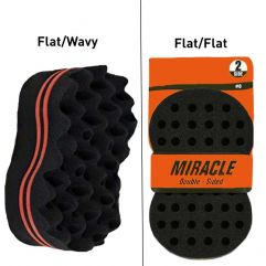 Double Sided Miracle Brush - Twist Sponge