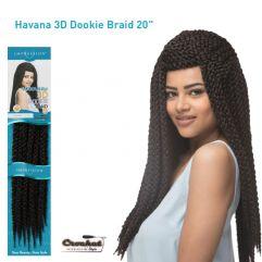 """Havana 3D Dookie Braid 20"""" (50cm)"""