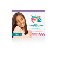 No-Lye Conditioning Relaxer for Kids