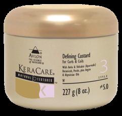 Defining Custard (For Curls & Coils), 227 g