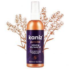 Pumzika Relaxing Dry Body Oil, 150 ml