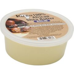 100%  African Shea Butter Solid White, 227 g