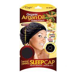 Argan Oil Bonnet Black