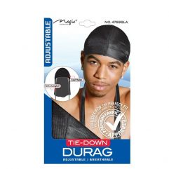 Tie-Down Durag, Extra Long Tail