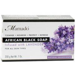 African Black Soap Lavender, 200 g
