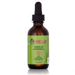 Rosemary & Mint Scalp & Hair Strengthening Oil 59 ml