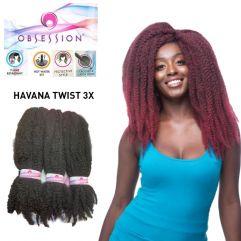 "Havana Twist 3x - 24"""