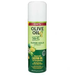 Olive Oil Fix-It Super Hold Spray, 200 ml