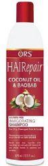 Sulfate-Free Invigorating Shampoo Coconut Oil & Baobab, 370 ml