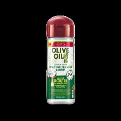 Olive Oil Heat Protecting Serum, 177 ml