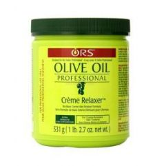 Olive Oil Prof Creme Relaxer Jar