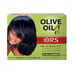 Olive Oil No-Lye Relaxer Kit