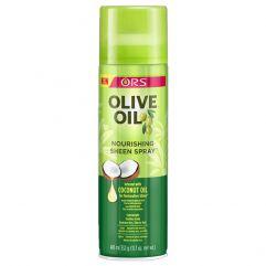 Olive Oil Nourishing Sheen Spray, 472 ml