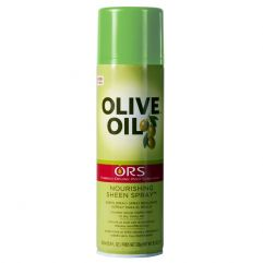 Olive Oil Nourishing Sheen Spray, 472 ml
