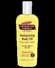 Cocoa Butter Formula Moist Body Oil, 250 ml