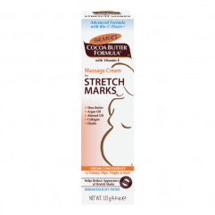 Cocoa Butter Formula Massage Cream for Stretch Marks, 125g