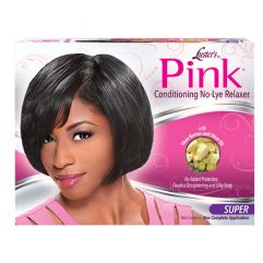 Conditioning No-Lye Relaxer