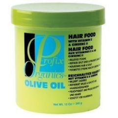 Olive Oil Hair Food, 355 ml