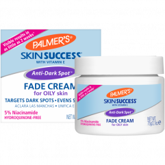 Anti-Dark Spot Fade Cream for Oily Skin